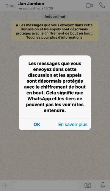WhatsApp est-il fiable ou espionne-t-il ses utilisateurs?