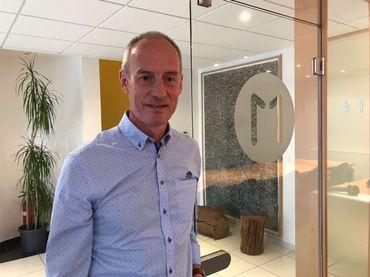 Gérard Sevrin est le gérant de Macors.