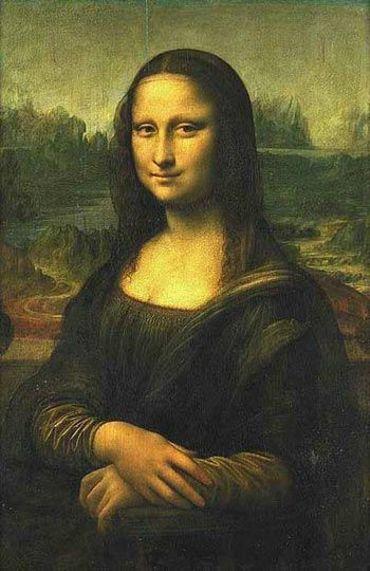 La Joconde, Léonard de Vinci - Le Louvre (Paris)