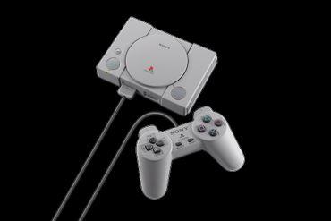 Après Nintendo et Sega, Playstation sort une version mini de sa première console