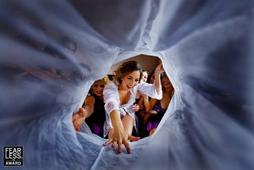 Régal pour les yeux: un site réunit les plus incroyables photos de mariages