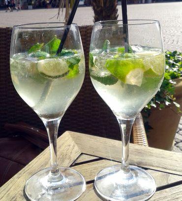 Le Lillet Hugo est un de nos cocktail favori de l'été !