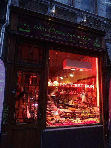 Boucherie-Charcuterie Colson et Fils