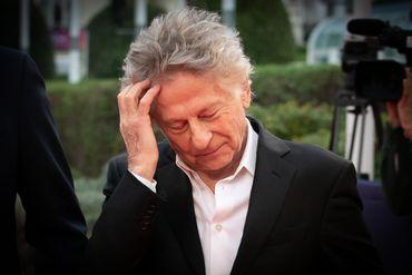 Le réalisateur franco-polonais Roman Polanski au festival de Deauville en juillet 2019