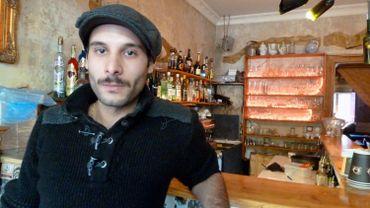Mario est propriétaire d'un resto branché à Neukölln