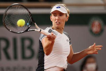 Roland-Garros : Mertens sauve 5 balles de match mais rend finalement les armes contre Garcia au terme d'un gros combat