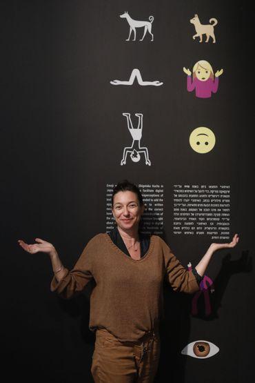 Un musée israélien se sert des émojis pour expliquer les hiéroglyphes