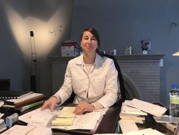 La dermatologue Caroline Sornin de Leysat a observé certains effets imputables au médicament controversé.