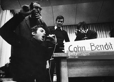 Mai 68: rock et révolution
