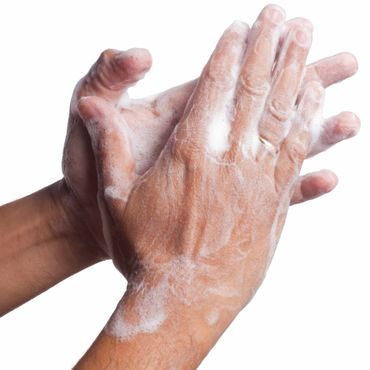 Comment bien se laver les mains