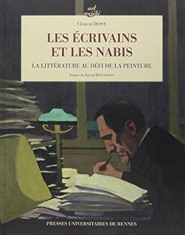 Les écrivains et les Nabis. La littérature au défi de la peinture