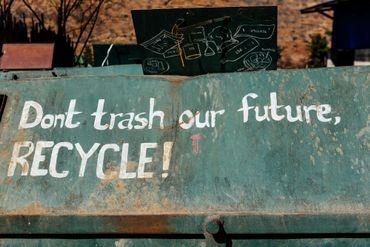 A l'heure du développement, le Bhoutan doit plus que jamais veiller au nombre grandissant de déchets plastiques.