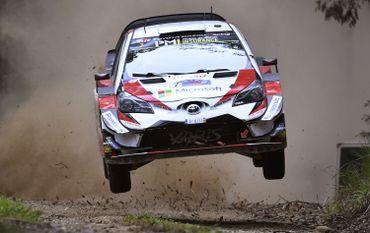 La Toyota Yaris WRC de Jari-Matti Latvala