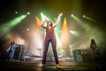 Greta Van Fleet en concert : la review et les images