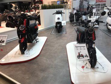 Les trois nouveaux modèles du constructeur chinois.