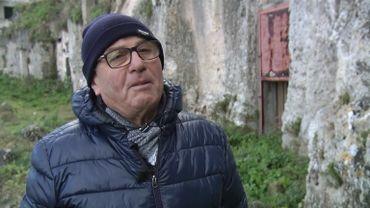 Clemente Rondinoni, habitant de Matera
