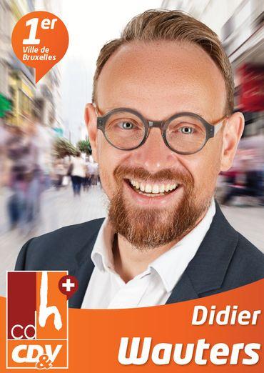 Affiche de Didier Wauters