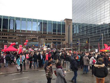 Gare du Nord, avant 13h