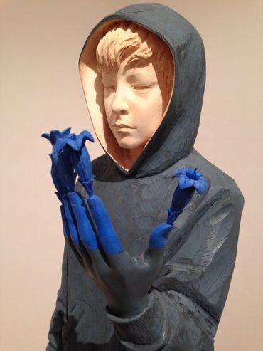 Au Musée IancheleviciLa : Willy Verginer, aux frontières du réel,