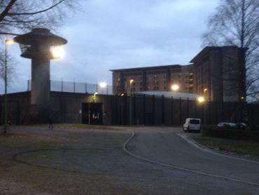 La prison de Lantin est occupée à recompter ses détenus
