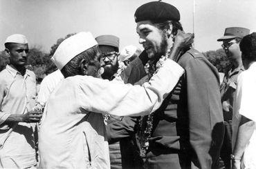 Che Guevara en Inde