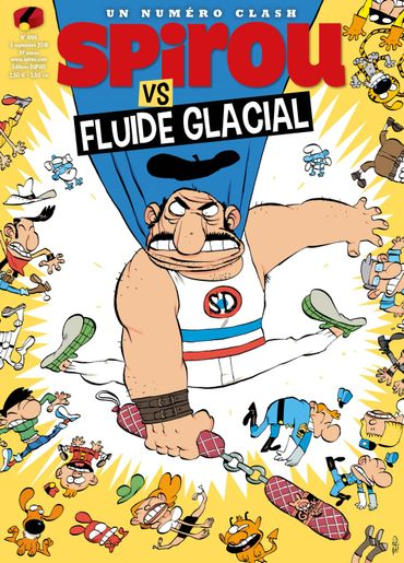 Spirou et Fluide Glacial