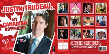 Justin Trudeau, My Canadian Boyfriend
