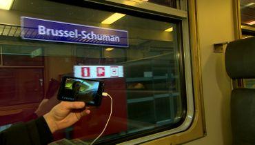 La station Schuman mal desservie en 4G