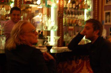 Christophe et Jérôme Colin à Paris en 2009
