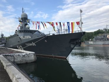 Base navale de Baltiisk