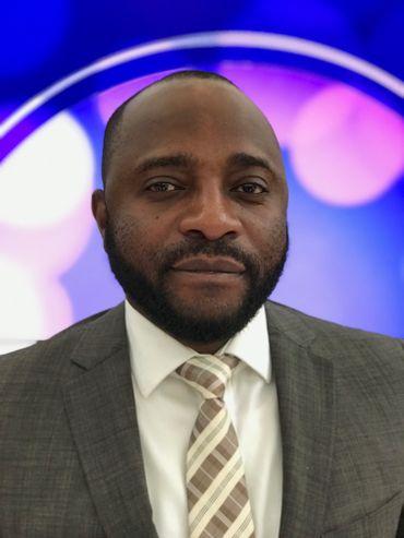 Louis d'Or Ngalamulume, porte-parole de l'UDPS pour le Benelux