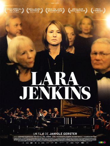 L'affiche de Lara Jenkins