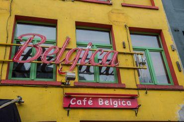 "Le ""Belgica"" en tournage"