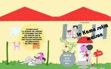 """""""Le Kama Sutra de la maison"""" de Cheeky Kelly"""