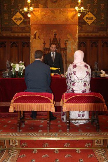 Maimoun et Fatima-Zohra se marient finalement le 4 mai 2019.