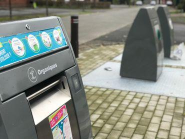 Les déchets organiques peuvent être déposés gratuitement ici. Ce qui permet de réduire sensiblement le volume du sac poubelle