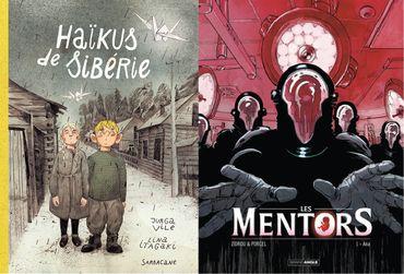 Haïkus de Sibérie et Les mentors