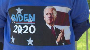 Présidentielle américaine: Joe Biden en campagne à Philadelphie