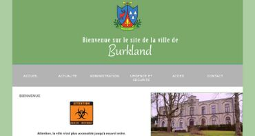 Burkland : un univers enrichi