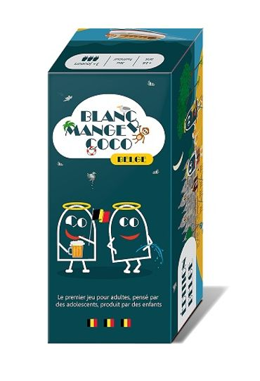 Blanc Manger Coco, le jeu le plus vendu en France revient avec une version 100% belge