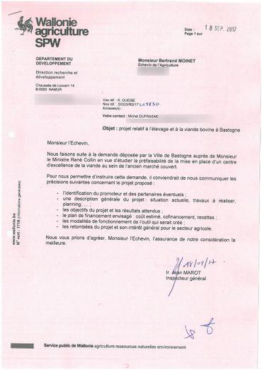 """Agriculture wallonne: y a-t-il un """"système cdH"""" en province de Luxembourg?"""