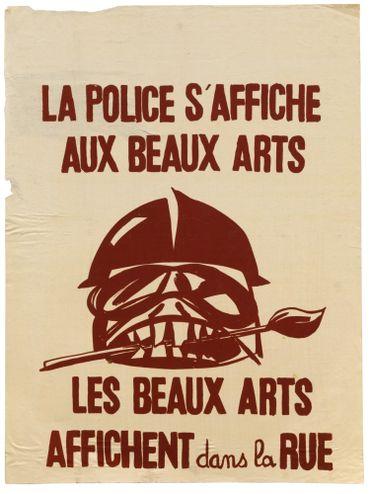 """""""Get Up, Stand Up!"""", l'affiche rebelle ou l'art de la révolte"""