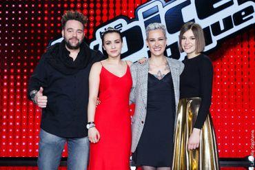Soraya est l'une des plus belles voix de The Voice Belgique !