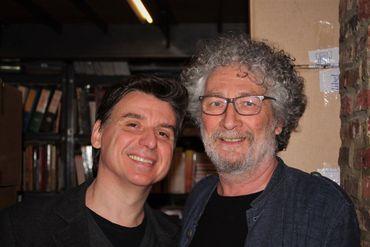 Régis Loisel et Olivier Pont