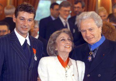 Patrick Dupond et sa Légion d'Honneur