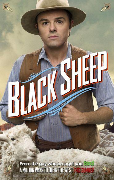 Seth MacFarlane acteur, réalisateur et scénariste du film