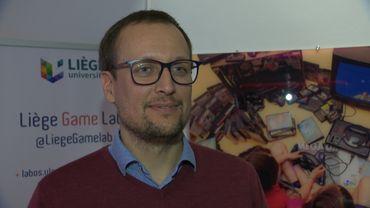 Björn-Olav Dozo coordonne le Liège Game Lab (ULiège)