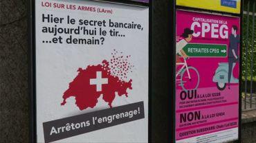 Nouvelle votation suisse : pour ou contre les armes