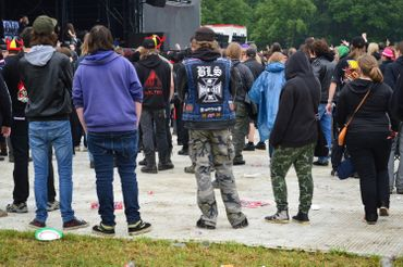 Graspop 2013: Crucified Barbara