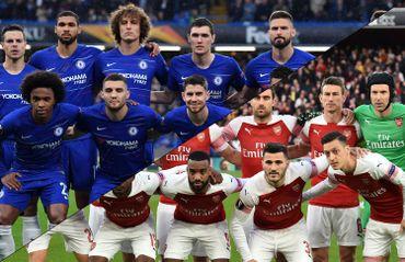 Finale de l'Europa League: Chelsea – Arsenal